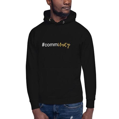 #commUNiTY Unisex Hoodie