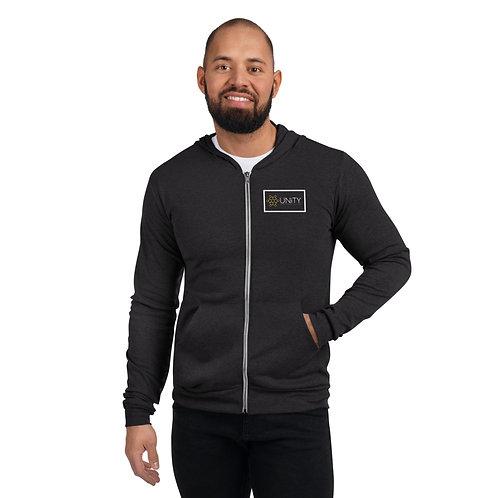 UNiTY Unisex zip hoodie
