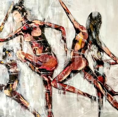 Dancing shapes