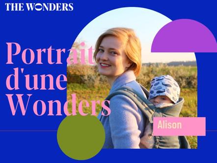 """Témoignage d'une Wonder : Alison Payne """"J'en garde un merveilleux souvenir"""""""