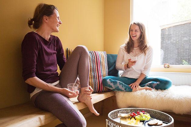 De Yogaschool Utrecht - Yin Yoga - Intro