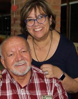Lúcia e Pastor Aguiar