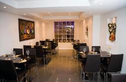 Mango restaurant interior