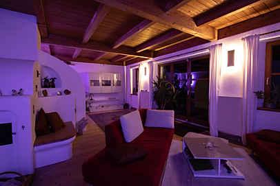 Wohnzimmer | Wall Light Projekt ansehen >