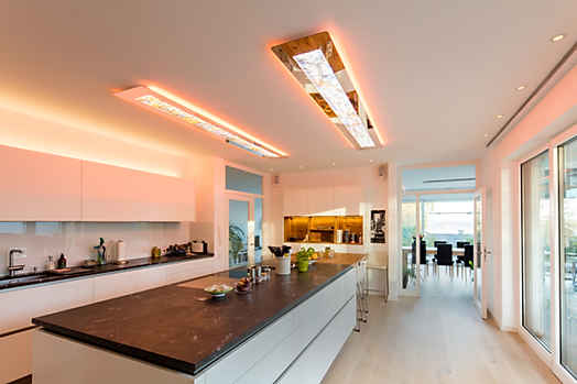 Wohnhaus | Küche | Task Light Projekt ansehen >