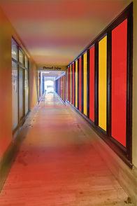Die Neugestaltung der Obermarkt-Passage durch ein Licht- und Farbkonzeptvon Günter Klügl NoDesign.