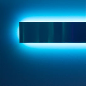 Wall _ Light Deckplatt blau. Spalte WL.j