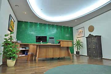 Büro | Spezialanfertigung Projekt ansehen >