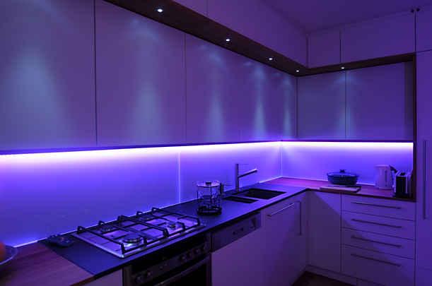 Küche Projekt ansehen >