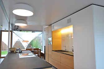 Stadthaus | Küche Projekt ansehen >
