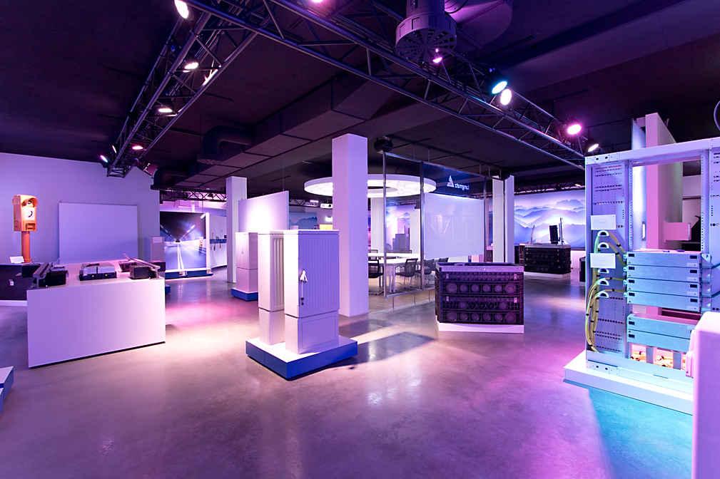 Corporate | Ausstellungsbereich Projekt ansehen >