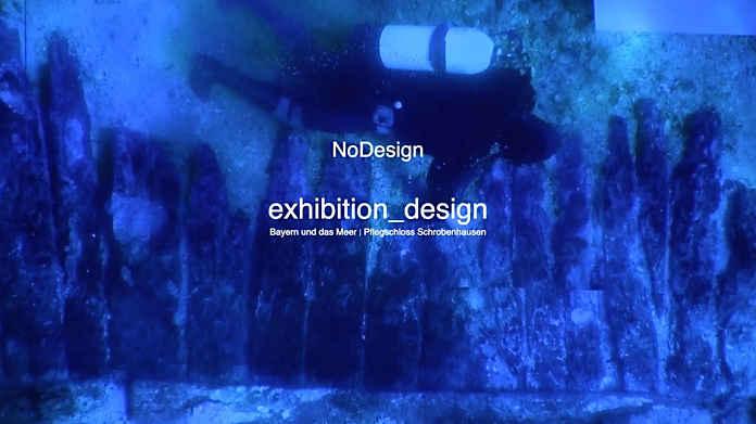 Ausstellung Lichtinstallation | Video