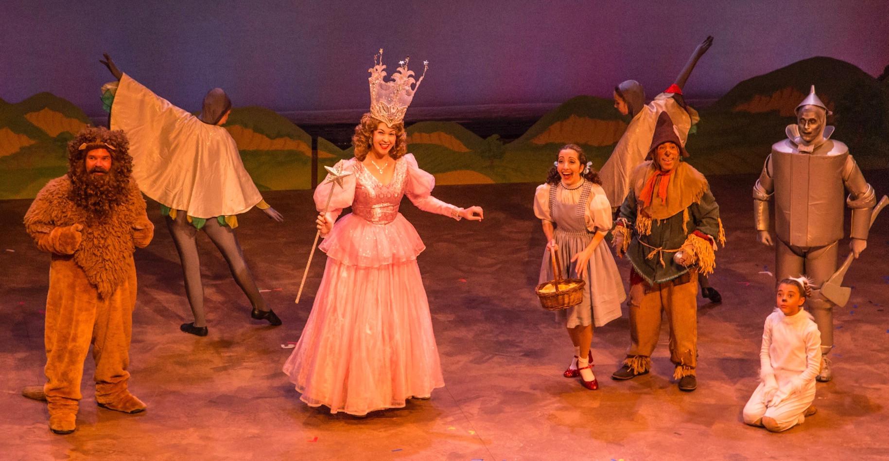 """Glinda in """"The Wizard of Oz"""""""