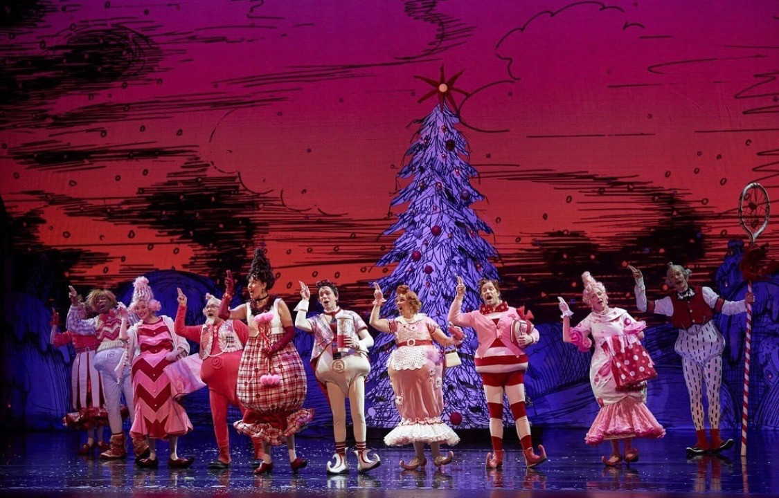"""The Company of """"Grinch"""""""