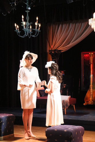 "Charlotte in ""A Little Night Music"""