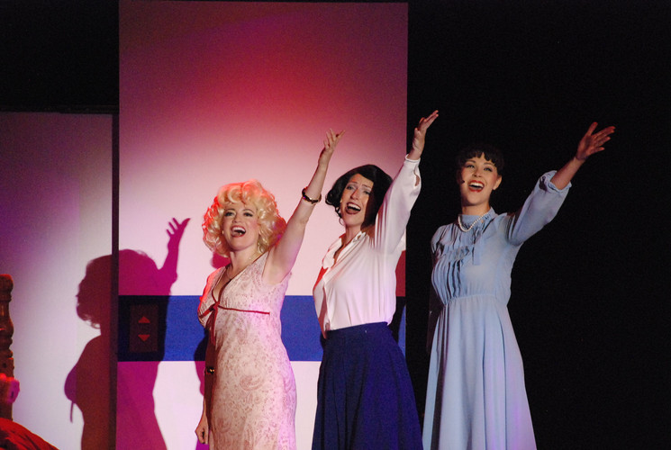"Judy in ""9 to 5"""