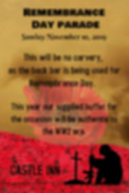 Copy of Copy of Remembrance Day Poster T
