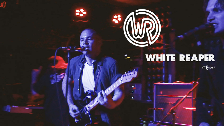 White Reaper at Casbah March 6th 2020
