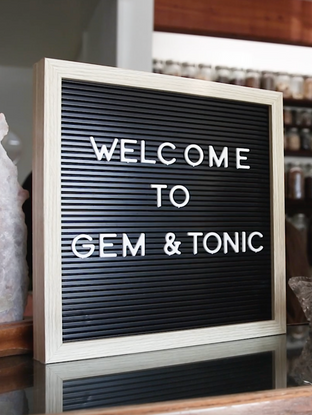 Gem&Tonic 3 rooms Facials Video : Boundl