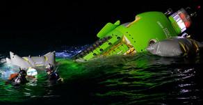 Deepsea Challenge.