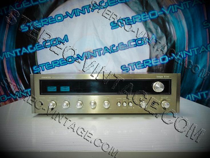 Усилитель ресивер ONKYO INTEGRA R-266