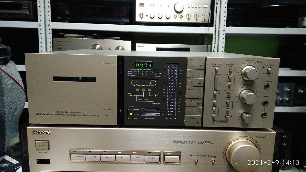 Pioneer CT-970