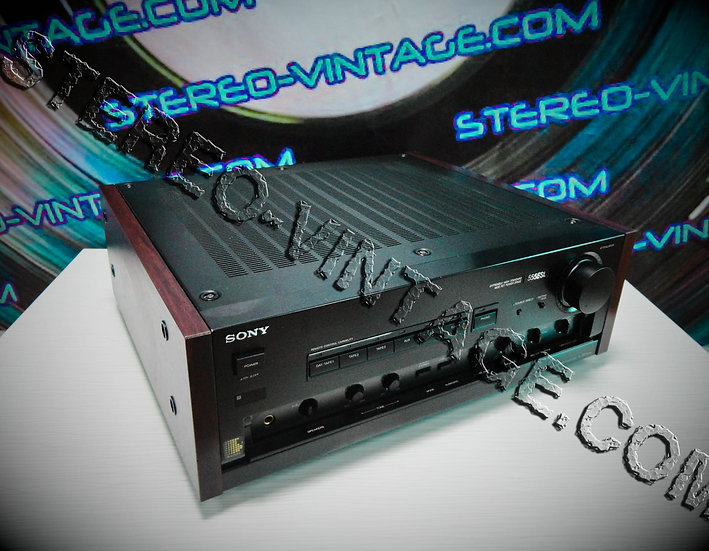 SONY TA-f555 ESL