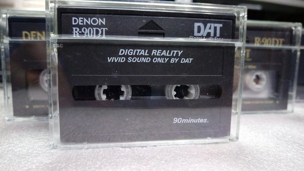 DAT кассеты