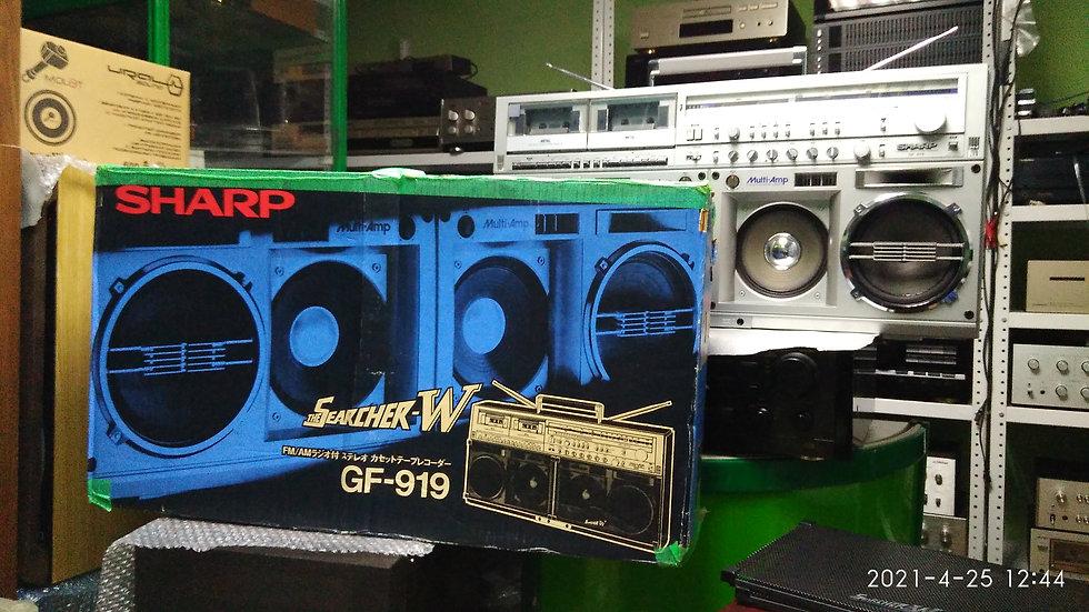 SHARP GF-919
