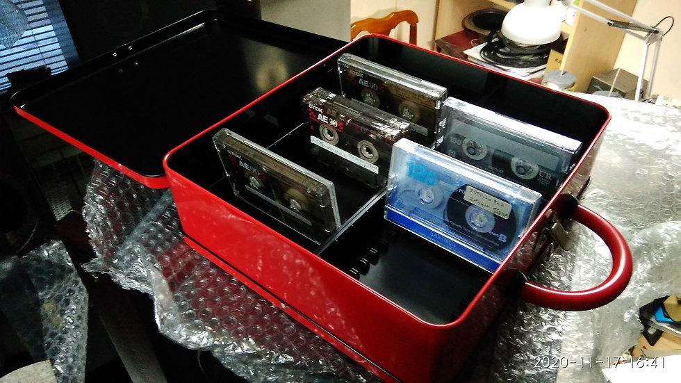 Кейс для кассет