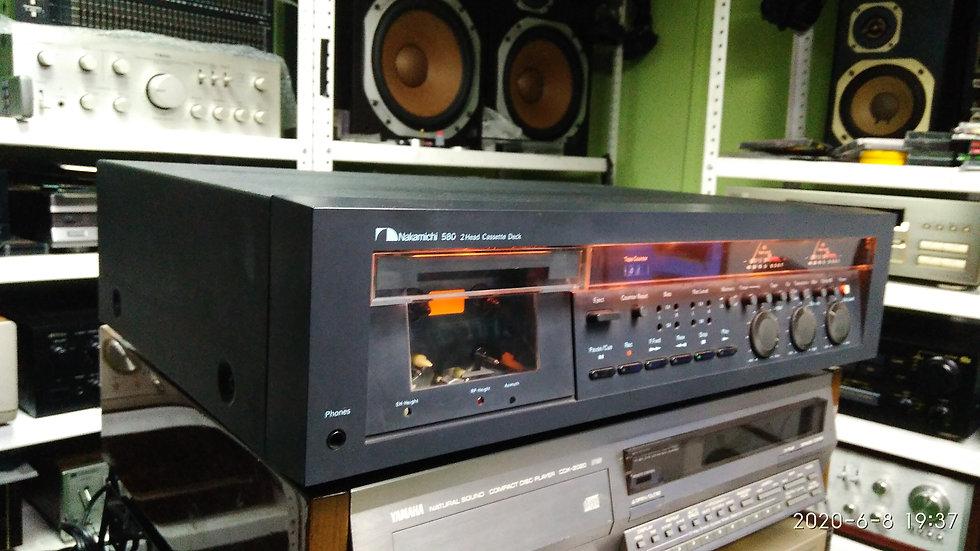 NAKAMICHI 580
