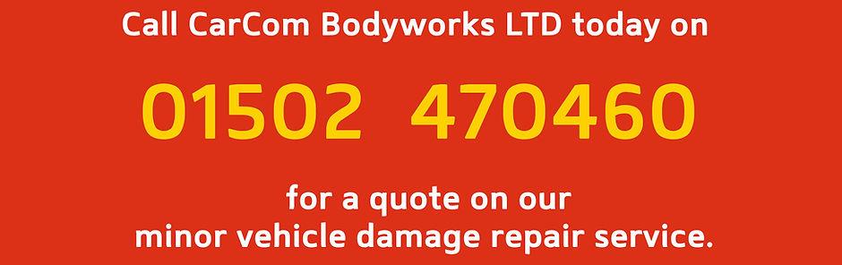 Carcom Bodyworks Contact Info