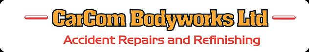 Carcom Bodyworks main logo