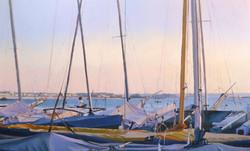 -®RocheGardies_peintre_paysage_portrait_cliquetis_au_mihinic_diptyque_huile_sur_toile_100x162cm..