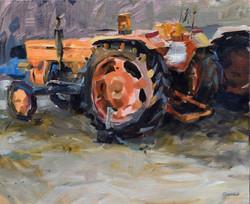 tracteur a bateau - bretignolles