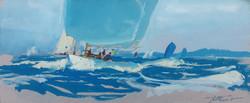 Argentario sailing week 29x13