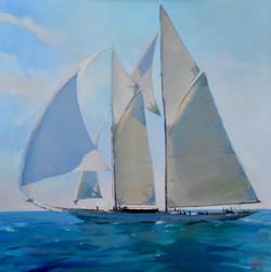 -®RocheGardies_peintre_Goelette_1__Acrylique_sur_toile_70x70cm_-