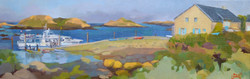 BRG 012 ©RocheGardies Corsaire aux îles Chausey, huile sur toile   2.JPG