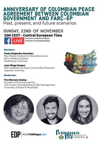 Facebook Live Colombia