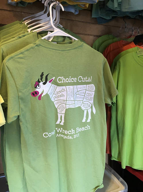 CWB Choice Cuts (Short Sleeves)