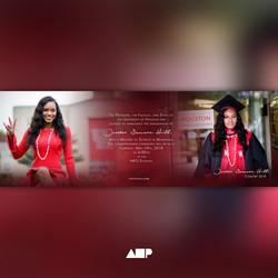 AE Photography, Grad Invitations
