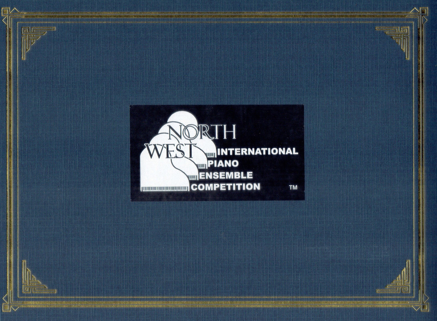 18/11/23-25 (1/3) - 6th North West International Piano Ensemble Competition