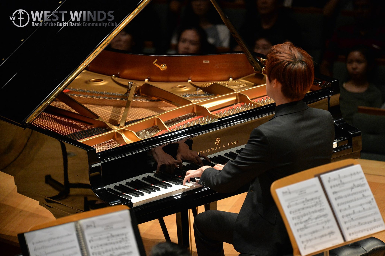18/01/21 (1/2) - West Winds 25th Anniversary Concert