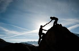 What makes us give a helping hand?
