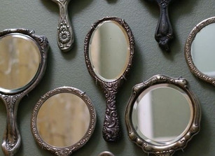 When 13 mirrors are facing you; there is no place to hide or run...
