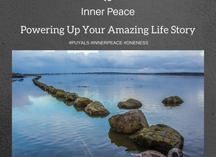 6 Steps towards Inner Peace, Love and Prosperity
