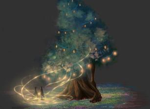 Christmas Tree and its treasures...