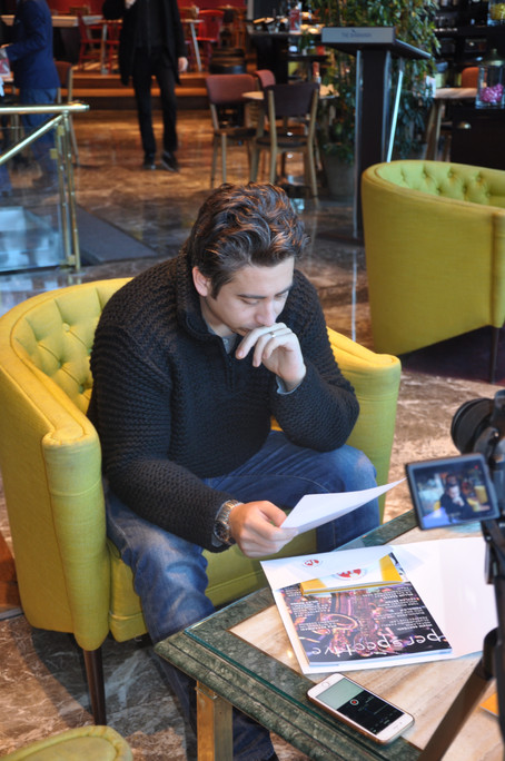 Dijital Tasarım Dünyasında Bir Türk: Onur Can Çaylı
