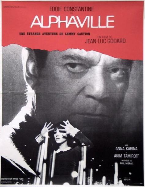 Alphaville: Lemmy Caution'un Garip Macerası