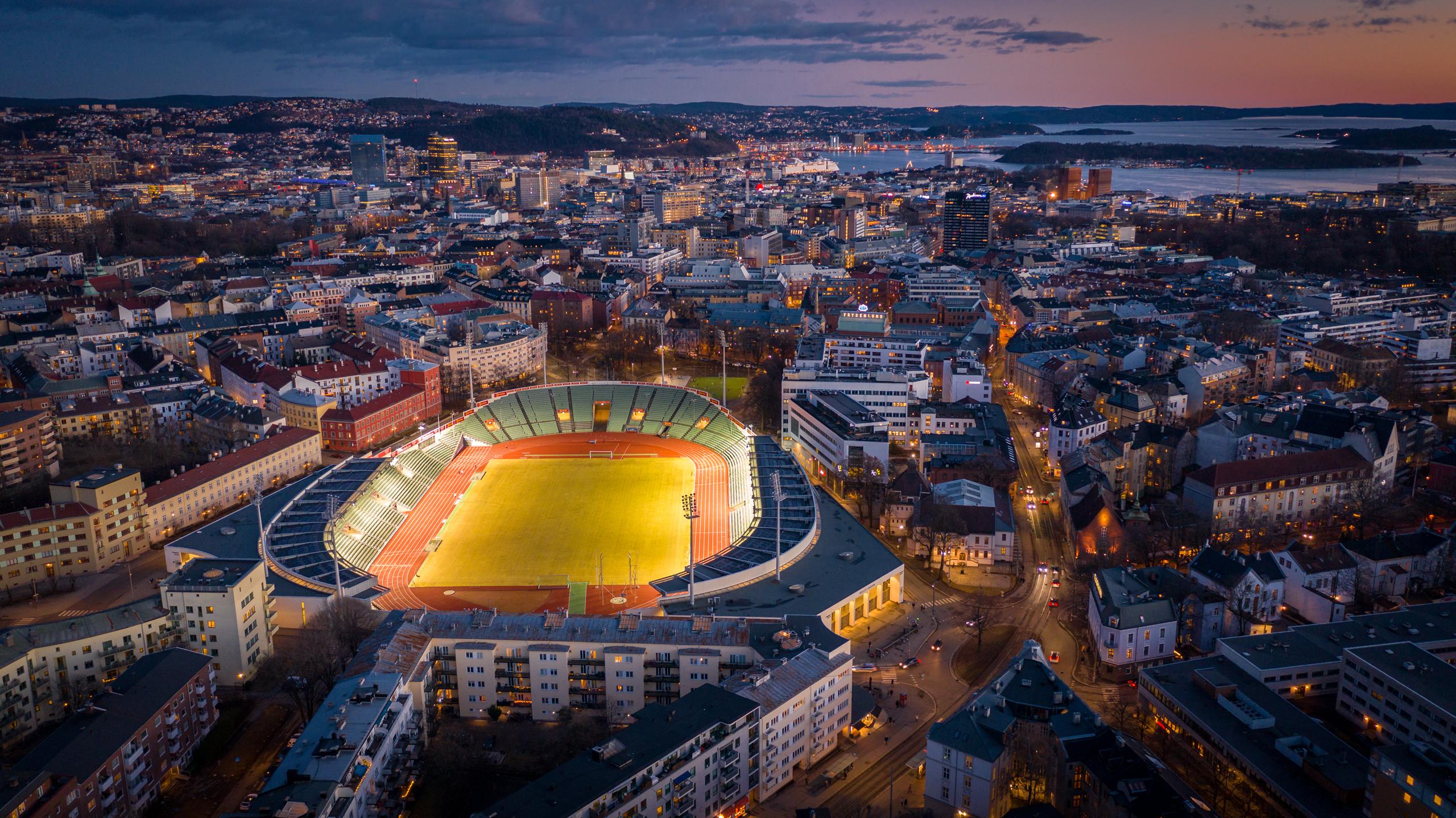 RO3 Dronefotograf i Oslo